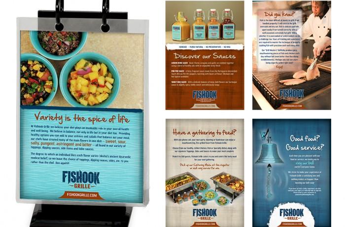 Fishook Flipcards