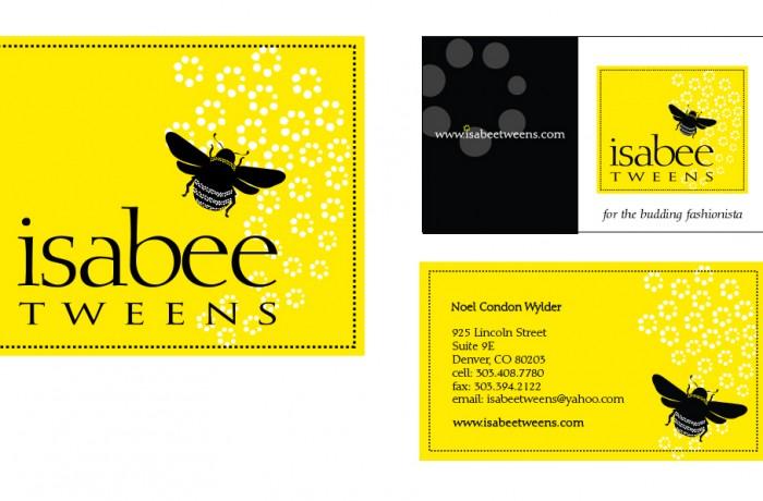 Isabee branding