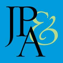 JP&A Logo Letters