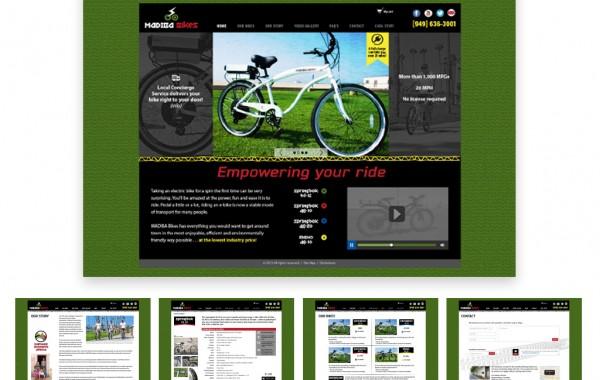 Madiba Website Portfolio