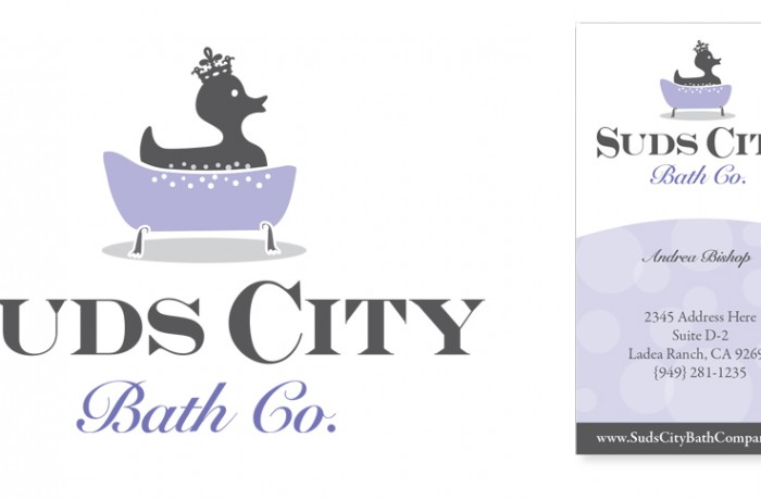 Suds City Branding