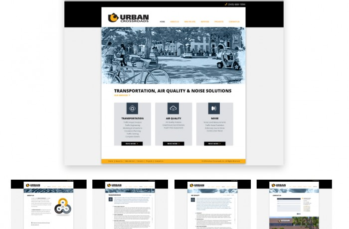 UC Website Portfolio