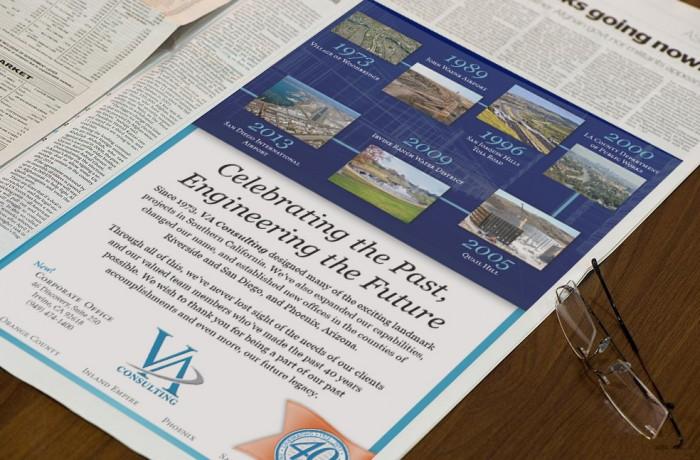 VA Newspaper Ad