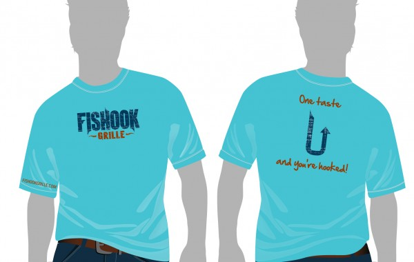 Fishook Staff Shirt