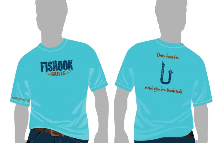 Fishook Staff Shirt