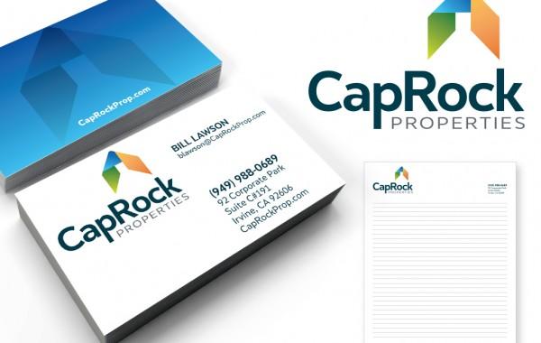 CapRock Properties Branding