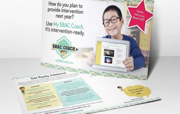 My SBAC Coach Postcard