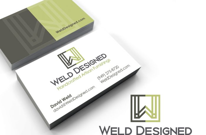 Weld Designed Branding