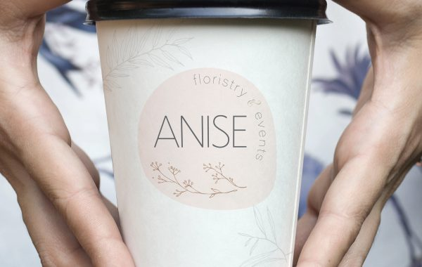 Anise Floristry Logo