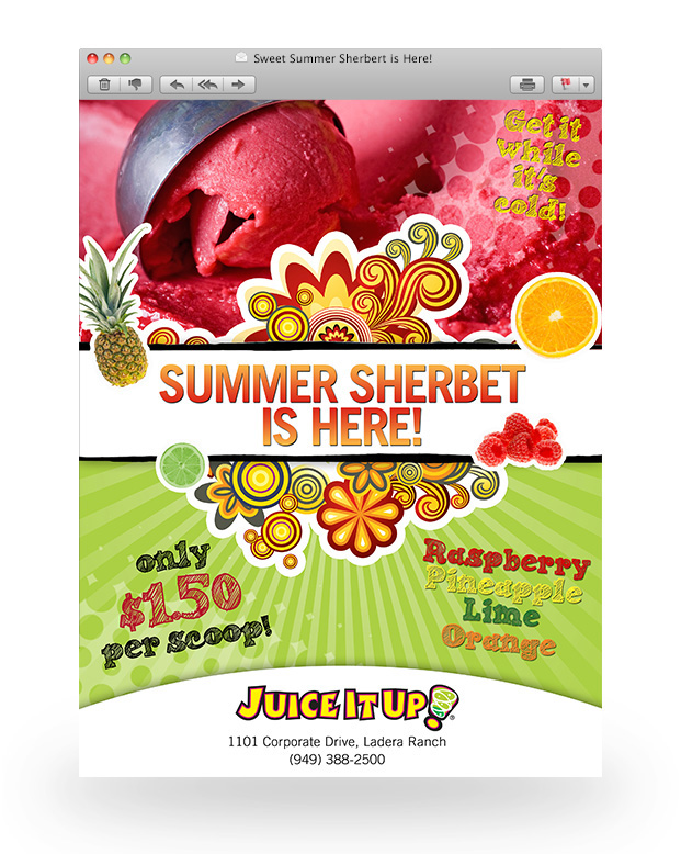 Email – JuiceItUp
