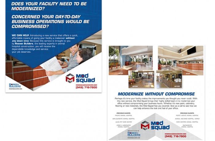 ModSquad Postcard