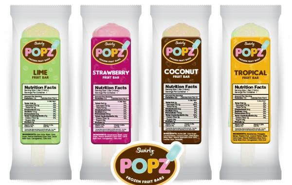 Popz Popsicle Labels
