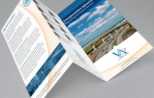VA Brochure Design