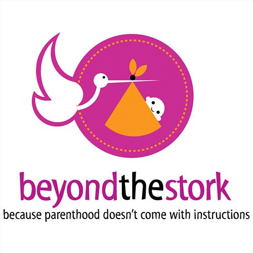 Beyond the Stork logo