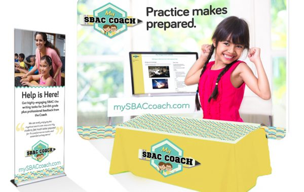 My SBAC Coach Booth Designs