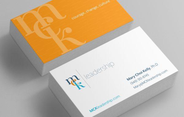 MCK Leadership Business Card