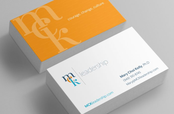 MCK Leadership Business Card